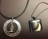 Nerdy Necklace Choices and a Nerdy Book List