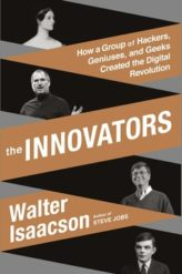 New Walter Isaacson Book: The Innovators